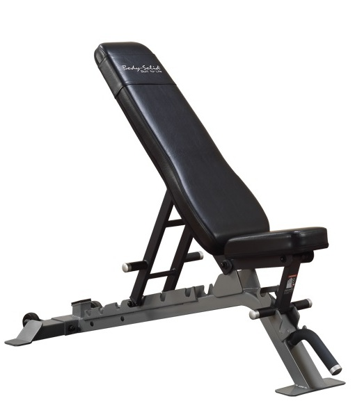 Commercial Free Weight Benches